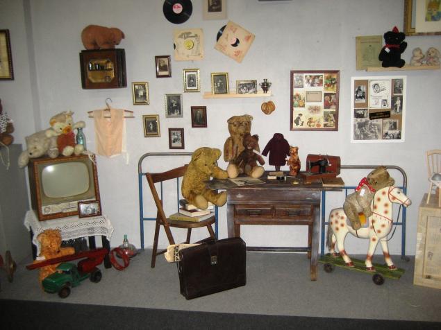 музей плюшевых медведей, мастер-класс пластика