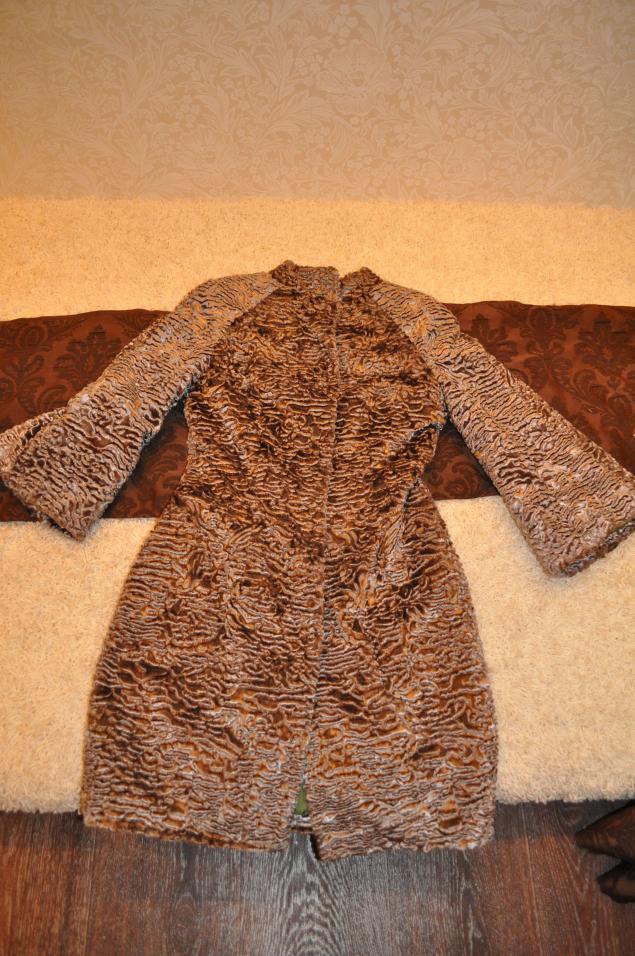 Меховое пальто своими руками фото 85