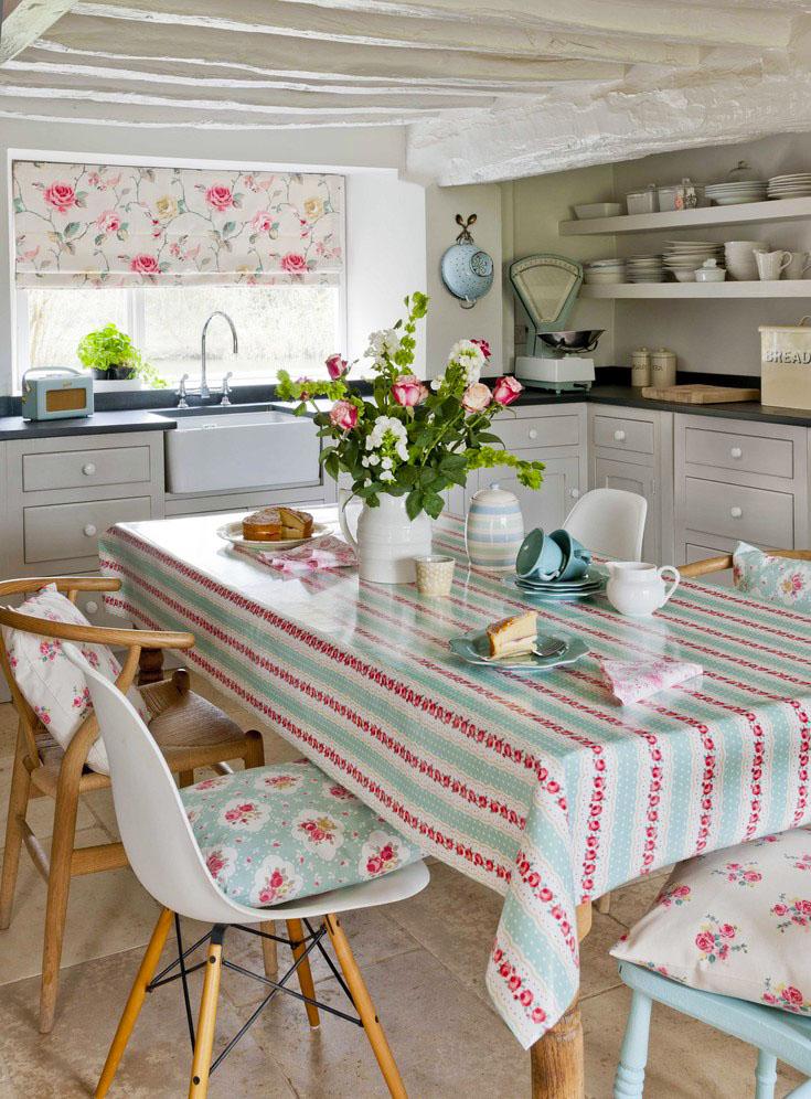 как украсить кухонный стол фото быстрой эффективной перегрузки