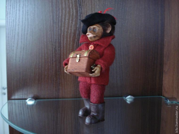 Кукла из фольги как сделать фото 858