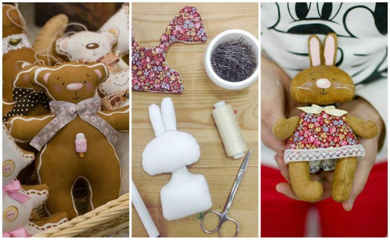 мастер-класс, игрушка, обучение в москве, москва, подарок, собака, ароматная игрушка, аромат, уют, медвежонок, шитьё, обучение шитью
