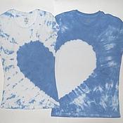 комплект футболок, день влюбленных