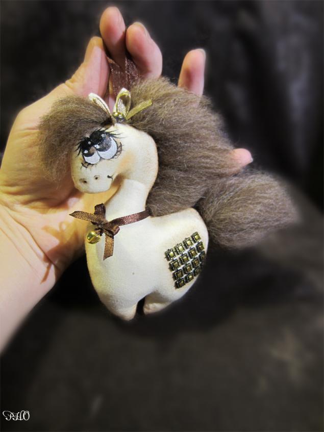 Шьём лошадок - символ 2014 г. 84460