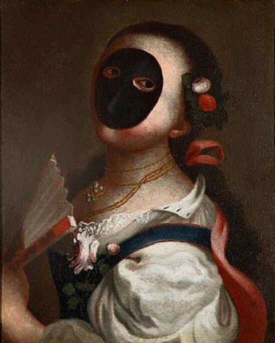 венеция, кукла в подарок
