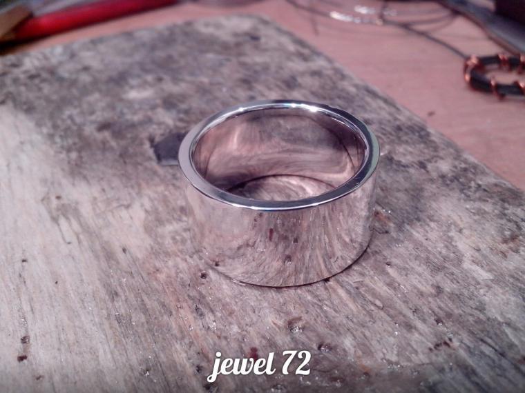 Делаем стильное кольцо из серебра, фото № 18