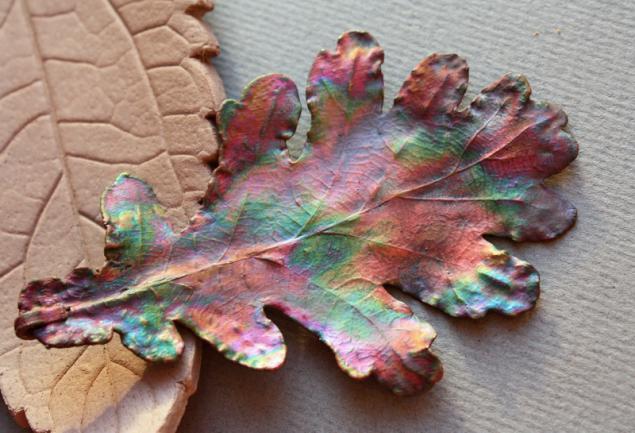 цветное оксидирование