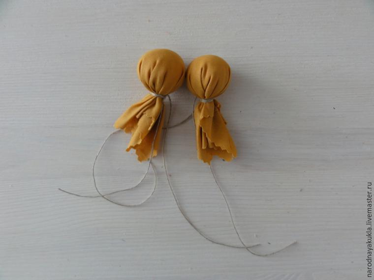 Мастер-класс по созданию народной обережной куклы Травницы - Ярмарка Мастеров - ручная работа, handmade