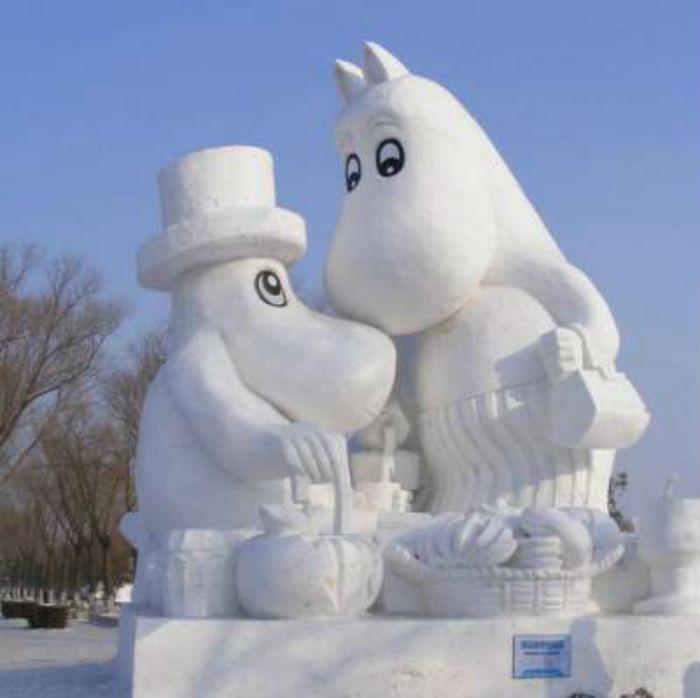 Ледовая сказка: архитектура и скульптура изо льда - Ярмарка Мастеров - ручная работа, handmade