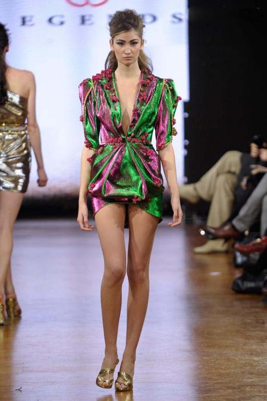 Legends by Bilal Barrage Haute Couture весна-лето 2014, фото № 6