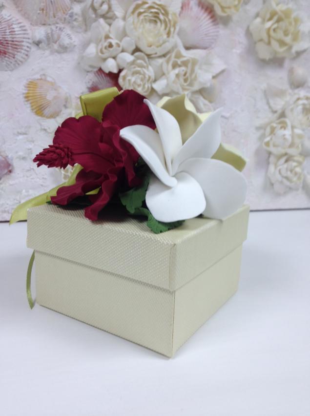 цветы из полимерной глины, tel-aviv