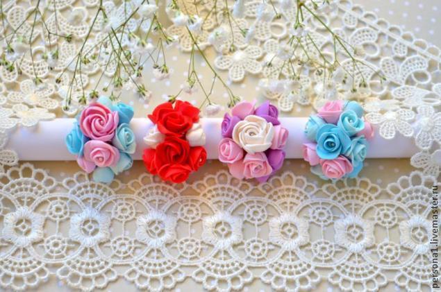розы из пластики, мастер-класс, видео-урок, лепка из пластики, лепка цветов, лепка из полимерной глины, розы из фимо, цветы из пг, лепим цветы, из полимерной глины, таня ш