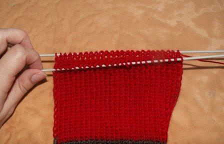 как закрыть петли при вязании