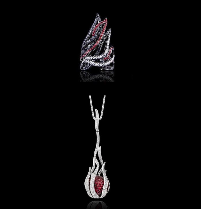 Огонь ювелирных изделий, или Феникс, рожденный из пепла, фото № 33