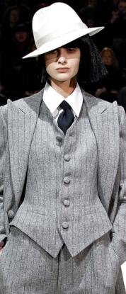 женский галстук осень-зима 2013-2014