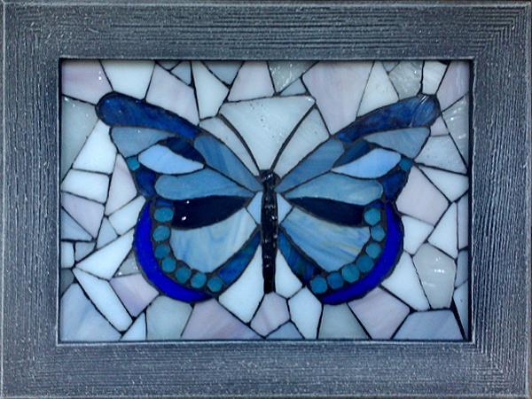 стеклянная мозаика, картина в подарок, провести выходные, сделать картину