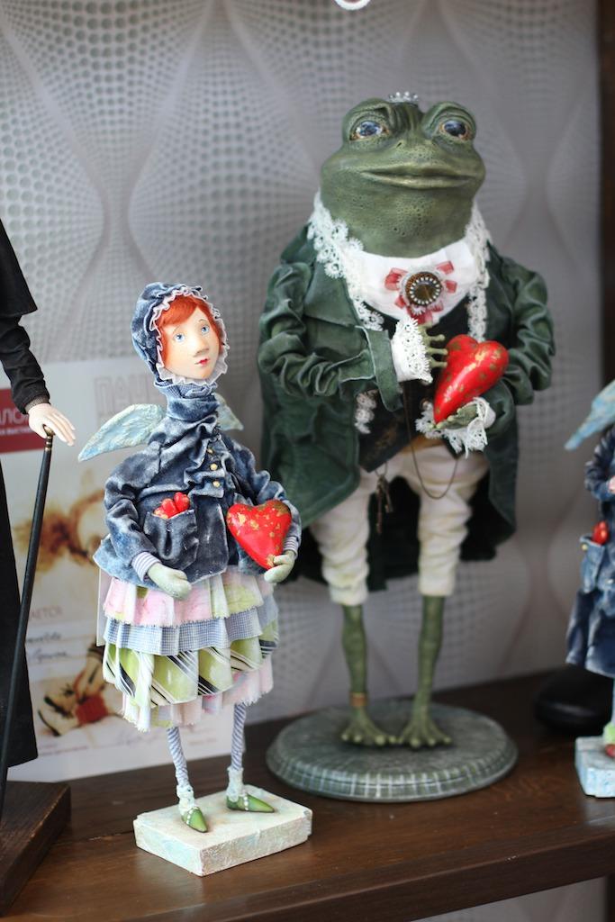 Международной выставка авторских кукол и мишек «Панна DOLL'я» в Минске. Часть 1., фото № 7