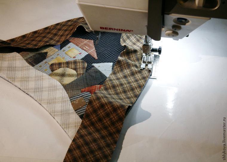 лоскутное шитьё