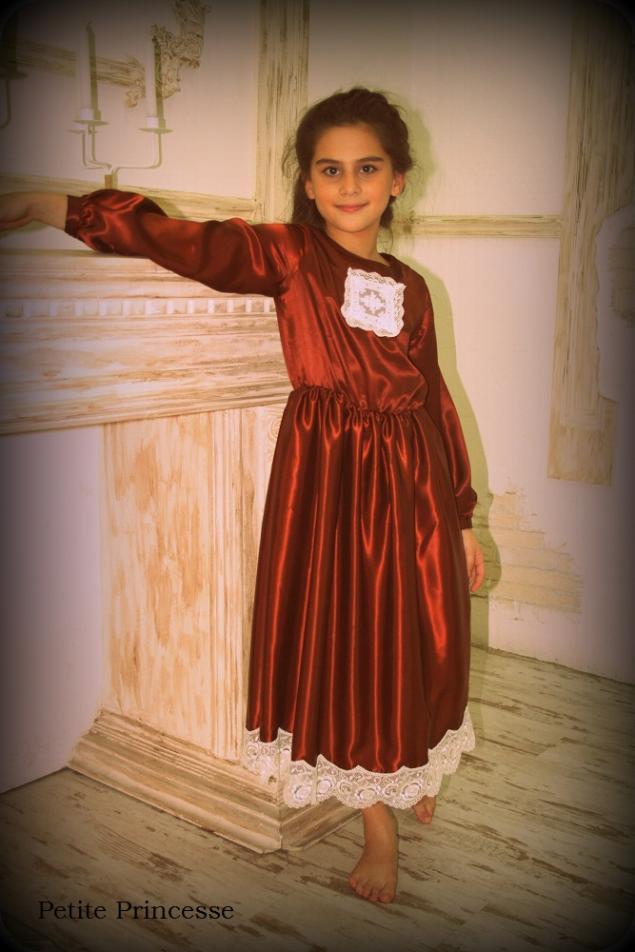 платье для девочки, petite princesse