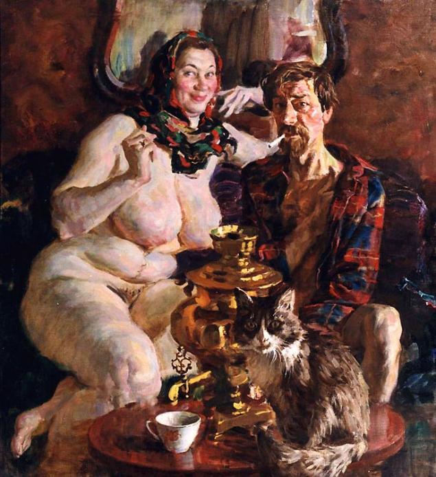 Картины Виктора Ляпкало- нестандартное ню! 18+, фото № 13