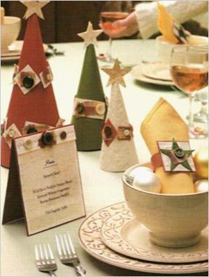Идеи для Новогоднего стола - Ярмарка Мастеров - ручная работа, handmade