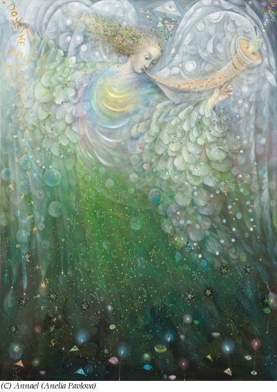 Тонкие материи мира: ANNAEL (Anelia Pavlova), фото № 9