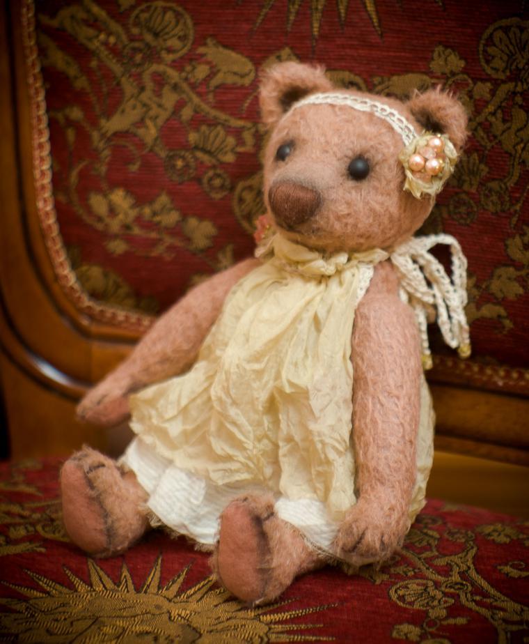 выставка, teddybear