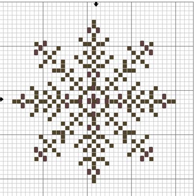 Вышивка крестом новогодних открыток и 791
