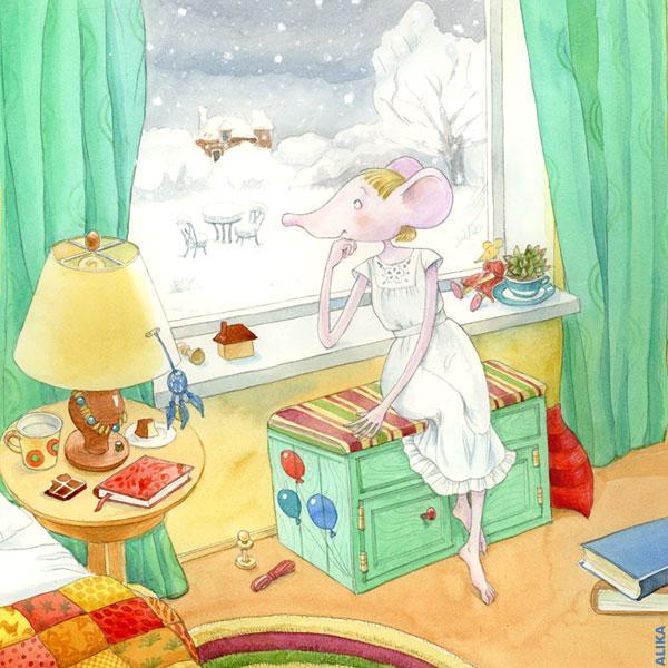 Мышь гликерия картинки