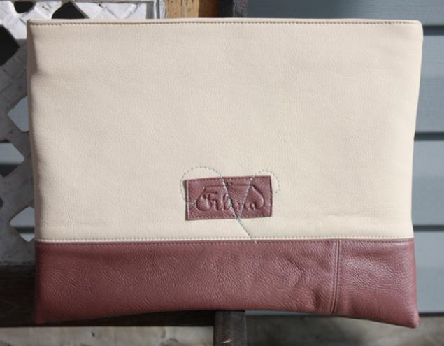 сумка женская, весна-лето 2014, карамельный