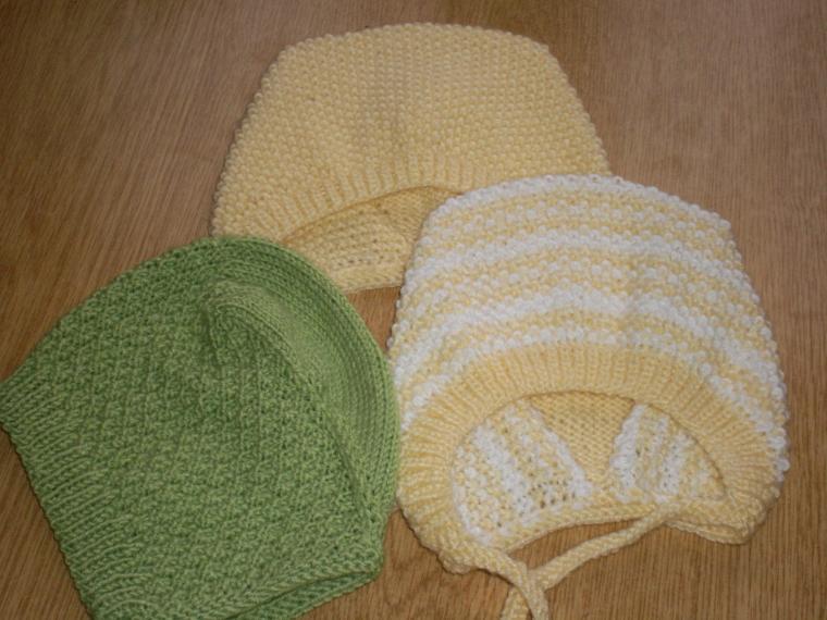 шапочки новорожденным, чепчики, шапочка на выписку