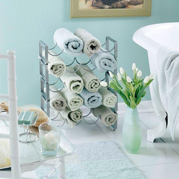 Полотенце для ванной своими руками