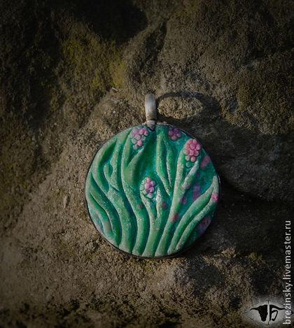 аукцион на украшения, серебряные украшения, рубин, зеленый, рубин натуральный, кулон из серебра