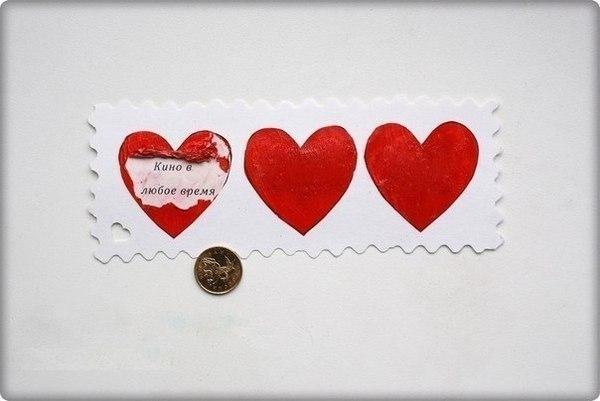 Валентинки своими руками: множество интересных вариантов - Ярмарка Мастеров - ручная работа, handmade