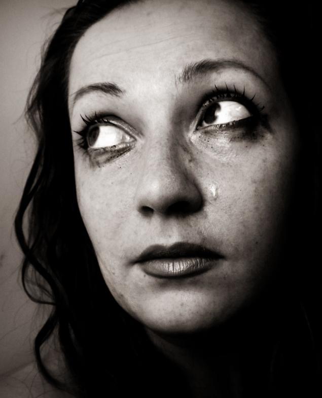 красивая девушка фото, грусть