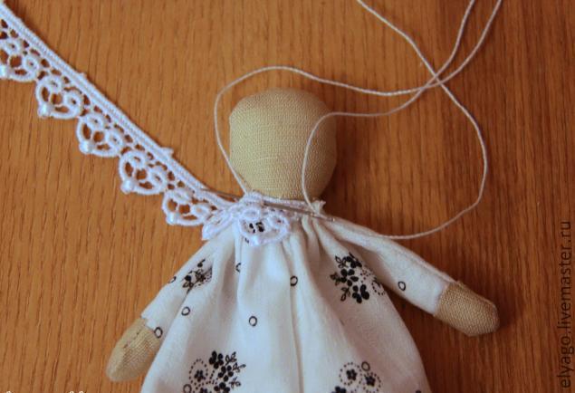 Шьем ангелочка своими руками, фото № 25