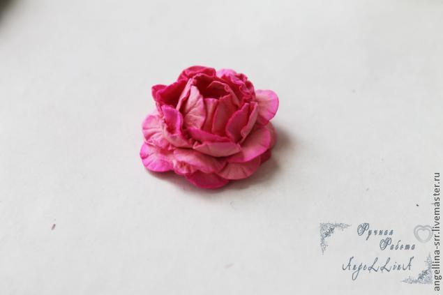 DIY Guide on Making Paper Flowers, фото № 19