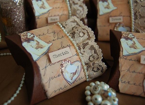 Влюбленное сердце. Оригинальные идеи упаковки подарка., фото № 37