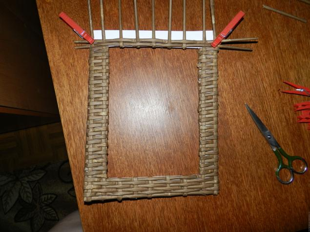 добавил, что плетение из газетных трубочек рамок для фото смысловой