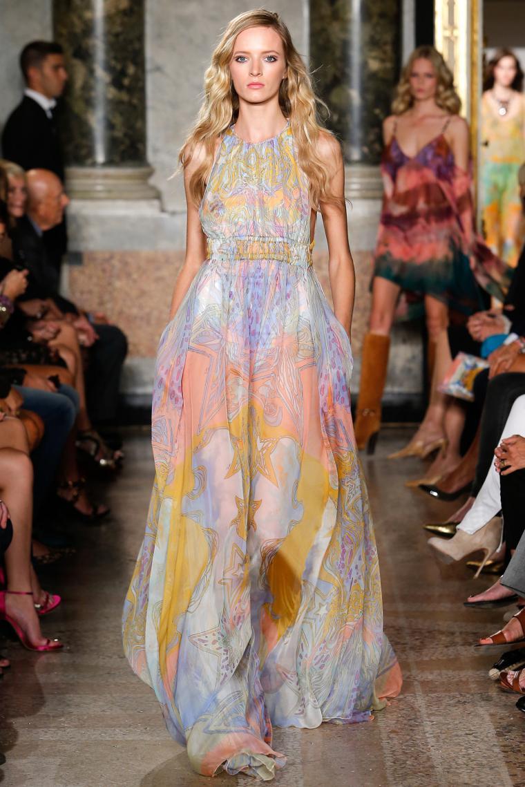 Эмилио пуччи коллекция кружевных платьев