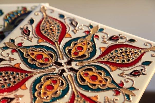 Рисунки для керамической плитки своими руками