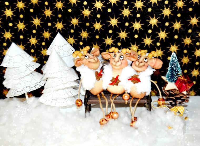 мастер-класс, символ 2015 года, овечка, овца, новый год, новости магазина, новогодние сувениры, новогодние игрушки, мк по овце