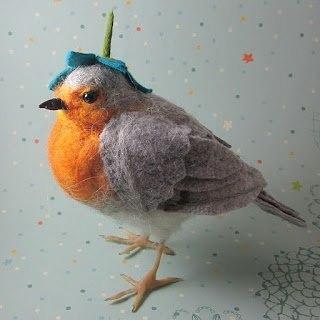Живые игрушки, птички, фото № 18