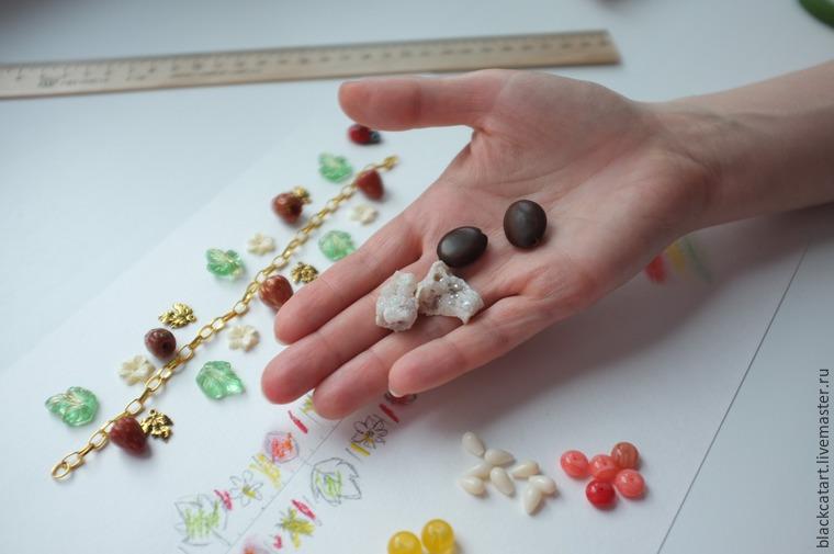 полимерная глина, подарок своими руками