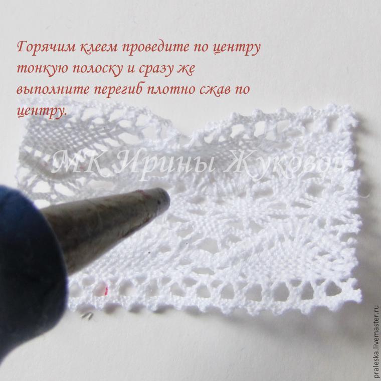 Делаем новогодние шары «Зимняя вишня», фото № 8