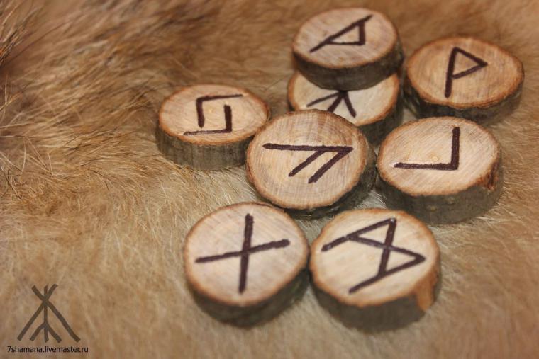 набор рун, футарк, вырезать руны, руны дерево, вырезать руны самому, резать руны, руны вырезать дерево