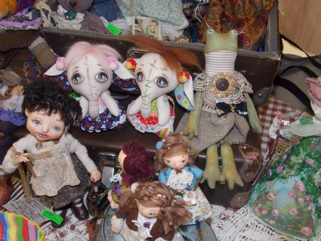 где живут куклы