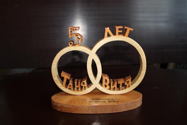 Подарок на годовщину свадьбы мужу на 5 лет свадьбы 91