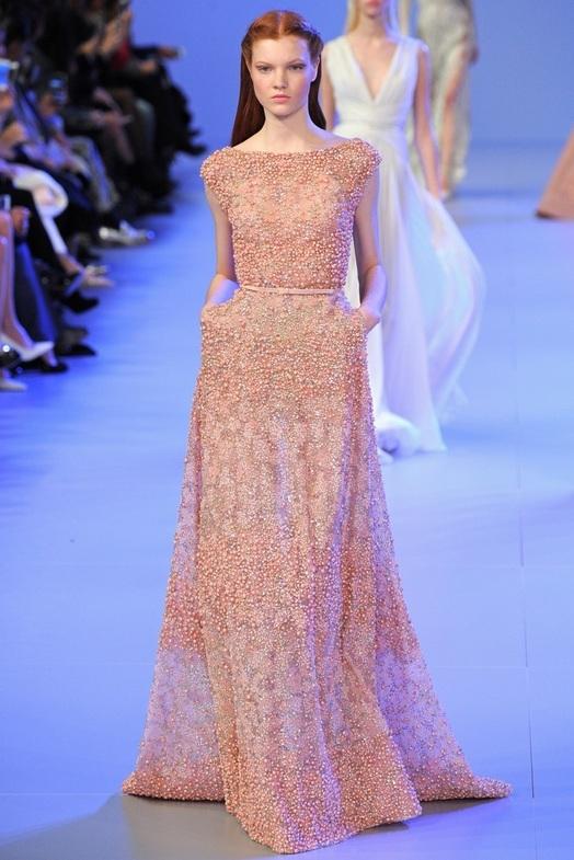 Elie Saab Haute Couture Весна-Лето 2014, фото № 6