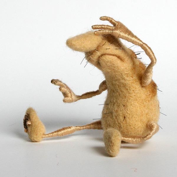 ирина егорова ацикулярис, миниатюра, москва