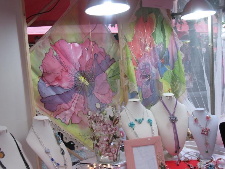 Рождественская рукодельная ярмарка в Санта-Мария-Маджоре, фото № 15